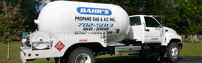 Bahr's Propane Gas and AC